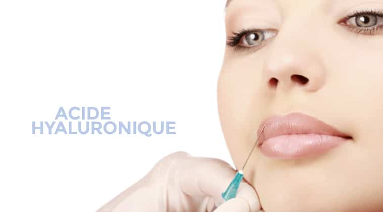 Acide Hyaluronique par le Dr ZIADE